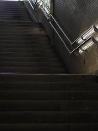 上り階段 - 節操のない写真館