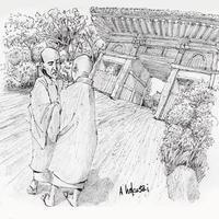 凡人画の会! - A hokusai manga / 阿呆苦斎 漫画
