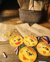 「まんまるパンのメダル」のワークショップ、受付開始です。 - Bon Copain!