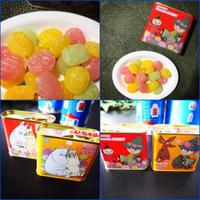 と或る日の『リトルミイ&スナフキン』 - 埼玉カルトナージュ教室 ~ La fraise blanche ~ ラ・フレーズ・ブロンシュ