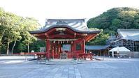 鎌倉早朝散歩 - 黒猫屋のにくきゅう
