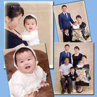シン君のお宮参り - 中山写真館のブログです。
