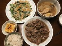 今日の夕飯は 鶏レバーで元気促進! - よく飲むオバチャン☆本日のメニュー