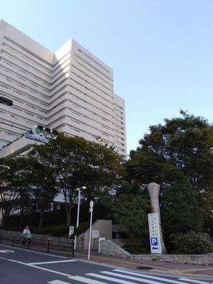 大阪市立大学医学部附属病院に行ってきた - non-standard product