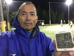 UNO 10/9(水) at UNOフットボールファーム - Uno 日記