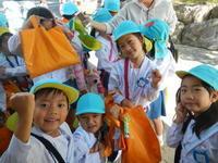 木曜市へ行ってきました! - みかづき第二幼稚園(高知市)のブログ