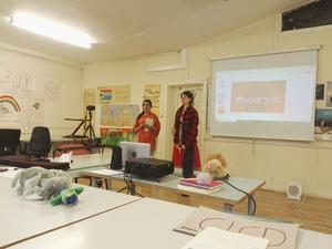 海外ボランティア-イギリス研修の様子 - 国際協力 グローバルに関わる海外ボランティア