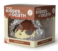 """4"""" Skull Kisses of Death Standard Edition by Andrew Bell - 下呂温泉 留之助商店 入荷新着情報"""