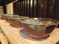 陶房石・水色の器~4 - アオモジノキモチ