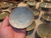 陶房石・水色の器~3 - アオモジノキモチ