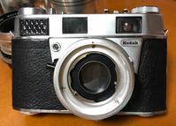 α-7に RETINA DKM Retina-Xenon レンズでぶらり - 写真機持って街歩き、クラシックカメラとレンズを伴に