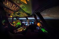 パイロットだけが観られる世界 - 徒然日記