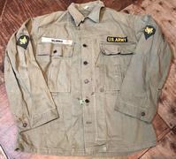 10月12日(土)入荷!40s WW2 M-43 HBT 13STAR ボタンフィールドジャケット! - ショウザンビル mecca BLOG!!