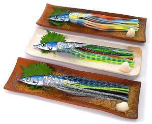 秋刀魚定食残りわずかとなりました。 - ビッグゲームルアーズ 最新オフショアブログ カジキ・マグロトローリング