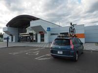 2019.09.04 道の駅おんねゆ温泉 - ジムニーとピカソ(カプチーノ、A4とスカルペル)で旅に出よう