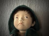 杉本真理子創作人形展終了 - 杉本創作人形&ペペにゃん