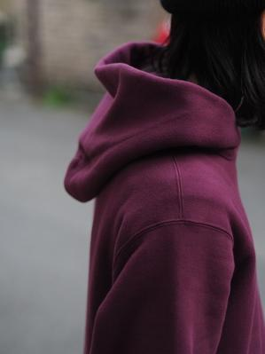 ■ nonnative / Dweller Hoody Cotton Sweat - END OF THE TRAIL