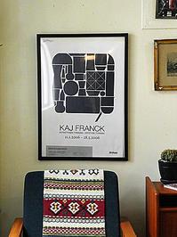 Kaj Franck 2006 Poster - hails blog