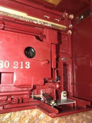 RX-1820 カセットホルダー可動部修理...1.10.11 - aquaの神が舞い降りた日・・・