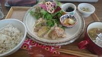 焼き肉の秋 - Tea's  room  あっと Japan