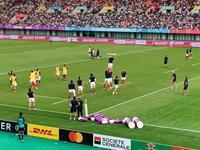 ラグビーワールドカップフランスートンガ戦熊本スタジアム - スクール809 熊本県荒尾市の個別指導の学習塾です