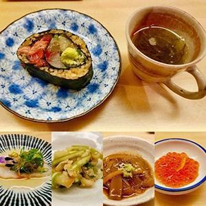 銀座で飲み放題、1万円のおまかせコースのお寿司屋さん、羽田市場ギンザセブン - キムチ屋修行の道