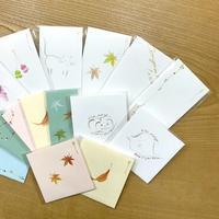 一花(Itsuka)さんの手描き和紙こもの - 届けられたもの