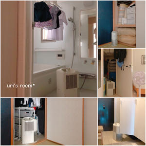 - uri's room* 心地よくて美味しい暮らし