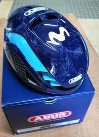ABUSの新エアロヘルメット入荷しました! - 自転車屋 サイクルプラス note