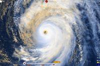 台風19号・・・ - 夢か現か幻か・・・