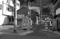 抜け道(その5) - そぞろ歩きの記憶