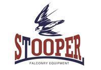 STOOPER New Logo!! - 新米ファルコナー(鷹匠)の随想録