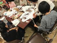 《アクア店》着物美人道具作成講座開催致しました! - MEDELL STAFF BLOG