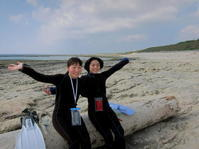 復活した大群~大度海岸(ジョン万ビーチ)シュノーケリング~ - 大度海岸(ジョン万ビーチ・大度浜海岸)と糸満でのシュノーケリング・ダイビングなら「海の遊び処 なかゆくい」