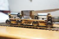 【鉄道模型・HO】秩父鉄道 デキ107 ワールド工芸を作る・2 - kazuの日々のエキサイトな企み!