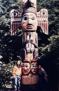 プロフィール⑦ 「カナダ・ログハウス修行時代その1:〜とりあえずアラスカに行こう!〜 - リスニングボディ 〜からだと心をつなげて、オモロく生きる〜