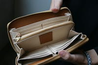 第4609回おしらせとキップの財布。 - NEEDLE&THREAD Meji/NO.3