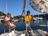 葉山マリーナのお祭り - coconut grove   海と共に・・・