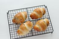 今日は引きこもりでパン作り☆ - Atelier Chou