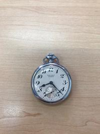 懐中時計買取りました。福山市、大吉サファ福山店です。 - 大吉サファ福山店-店長ブログ