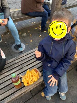 6歳児と買い物デート - ドイツでナチュラルライフ(の予定)