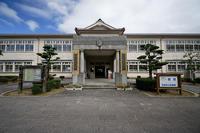滋賀県ツーリング甲良町立図書館 - デジタルな鍛冶屋の写真歩記