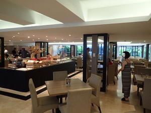 2019年9月渡バリ:「H Sovereign Bali」の朝ごはん♪ - 渡バリ病棟