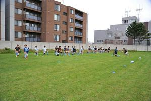 高体連北海道予選4日目・写真 - 旭川龍谷高校 ラグビーフットボール部