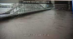 台風19号の中心が通過した、私達伊豆地方! - 楽しく元気に暮らします(心満たされる生活)