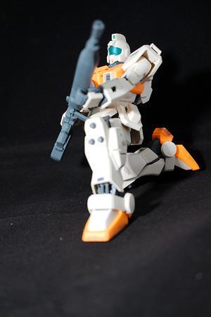 【オトナの玩具】RGM-79(G)GM 11年越しで完成。 - ヴァレッタの休日 ~まったり気分をあなたに~