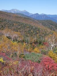 秋の乗鞍岳 - そらいろのパレット