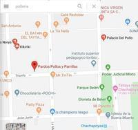 チャチャポヤスのポリェリア polleriaでポジョ4分の1 - kimcafeのB級グルメ旅