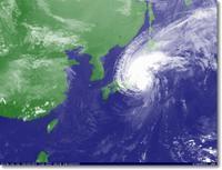 台風19号 - 何にもない日記