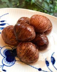 栗の渋皮煮 - 調布の小さな手作りお菓子教室 アトリエタルトタタン